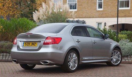 2012款凯泽西英国售价公布 21995英镑起售