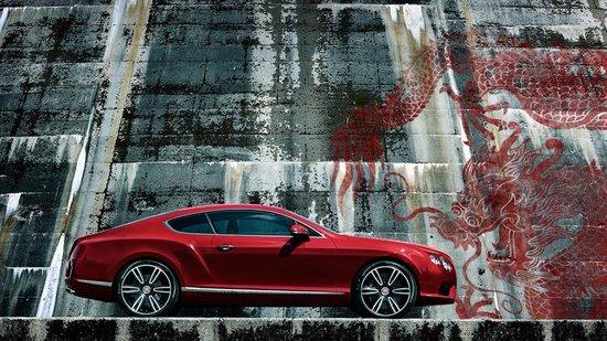 欧陆GT V8轿跑车减排 履行宾利的环保承诺