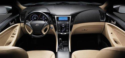 增7项新技术 第8代索纳塔将亮相广州车展