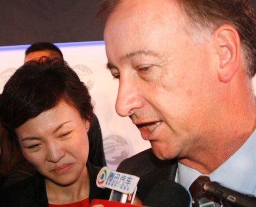 甘文维:通用中国欢迎竞争 不畏惧对手压力
