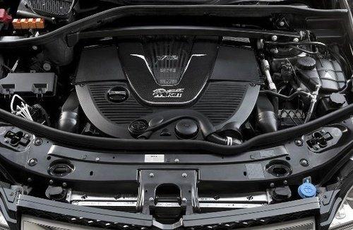 MKB暴改GL500 搭载V12双涡轮增压发动机