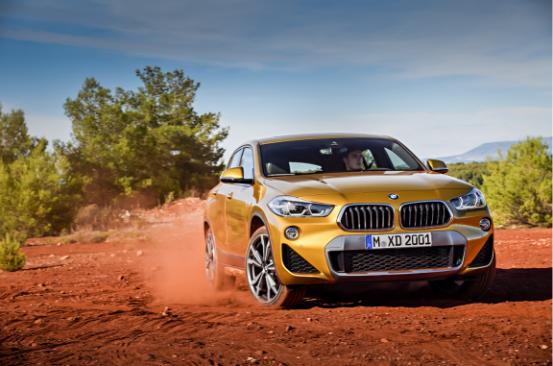 日内瓦车展宝马新车发力 BMW X之年X4主打