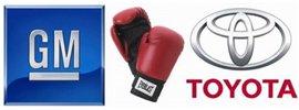 2015年之前丰田和通用将争夺销量首冠