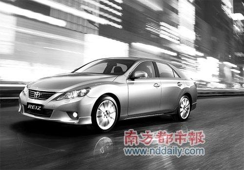 9月丰田在华连推7款新车 或将调整价格体系