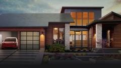 马斯克:特斯拉太阳能屋顶将从明年开始进入大规模量产阶段