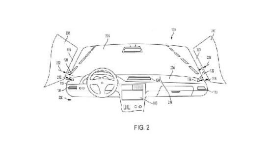 丰田新专利:智能感应湿度自动除霜