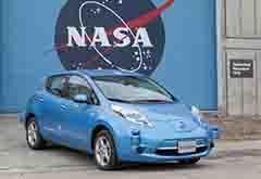 日产无人驾驶采用NASA火星车技术 将应用于商业车队