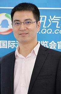 荣威品牌营销部市场推广科高级经理丁秋平