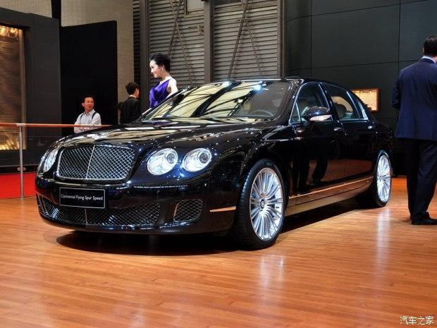 宾利 飞驰 2009款 Speed 6.0T