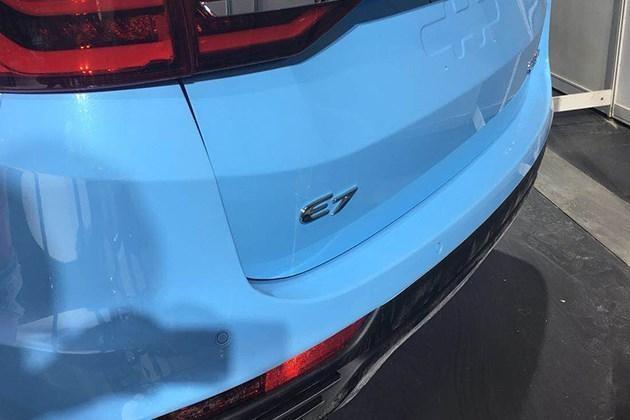 海马福美来E3/E7 2018年内上市 福美来F7概念车2019年量产