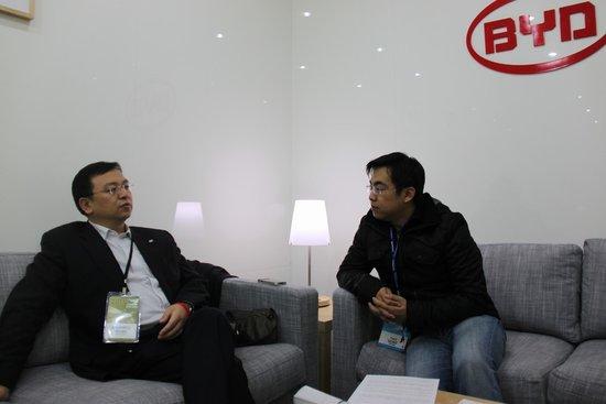 王传福:新能源汽车三五年内将普及