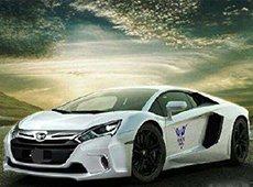 比亚迪汉有望上海车展发布