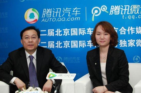 廉玉波:合资品牌腾势看好中国新能源市场