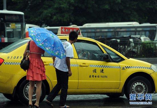 北京缓解打车难:司机严重违章停岗3年