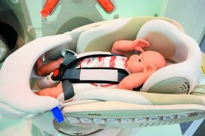 儿童乘车安全坐椅国家标准7月1日起实施