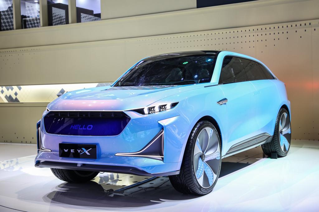 WEY-X全新概念SUV