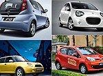 7款最便宜小车行情导购
