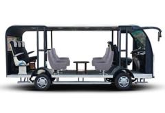 印度打造低成本太阳能无人驾驶巴士 2019年投入商用