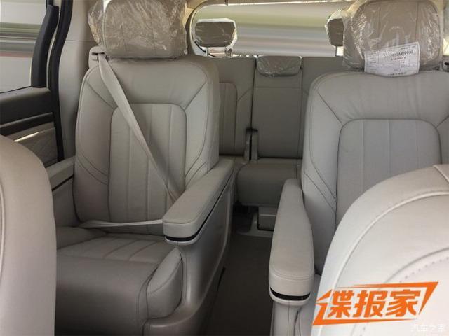 将对标别克GL8!传祺GM8将于广州车展首发