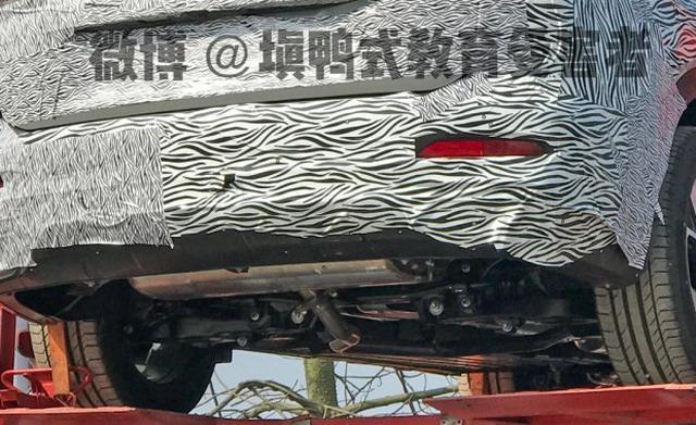 5座中型SUV 曝新一代广汽传祺GS5谍照