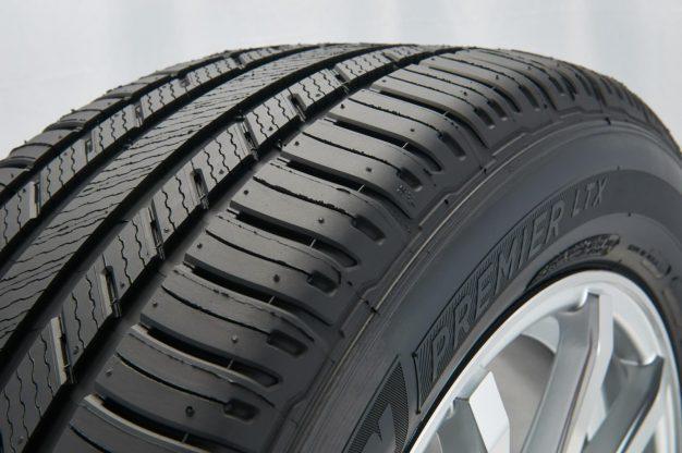 米其林和FIA发布轮胎安全规定 美国50个州将
