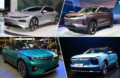 """未来能""""活下来""""的只有2-3家?下半年造车新势力将上市新车盘点"""