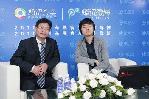 郭红军:网络扩建 2012年销量将达20万台