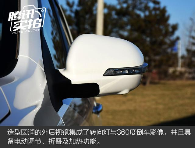 年轻人的实用SUV之选 实拍东风风光S560