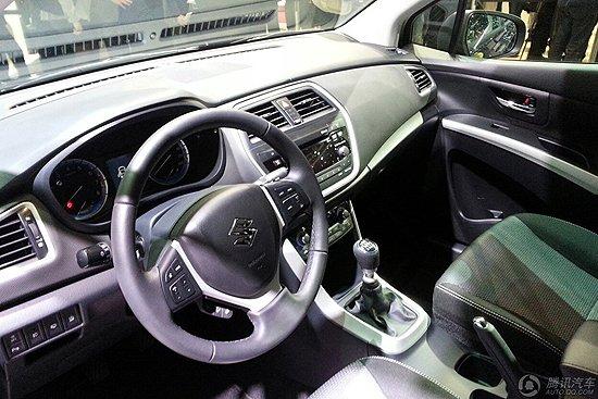 [新车解析]全新一代铃木SX4全球首发亮相