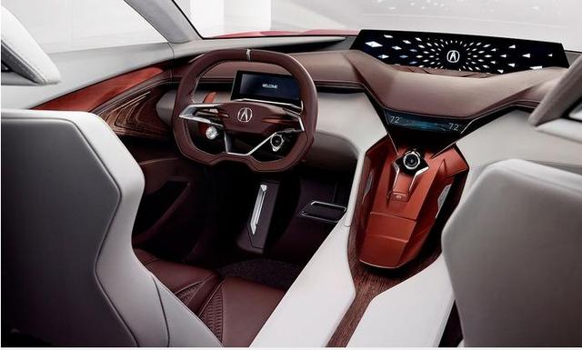 未来智能汽车仪表盘:宣布了按钮的死亡