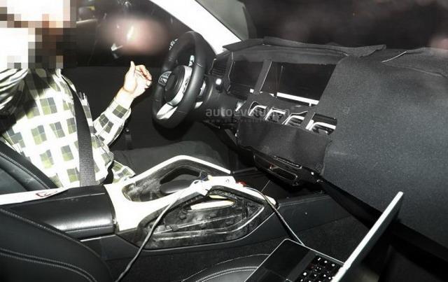 2019年能否相见  全新疾驰AMG GLE 63谍照