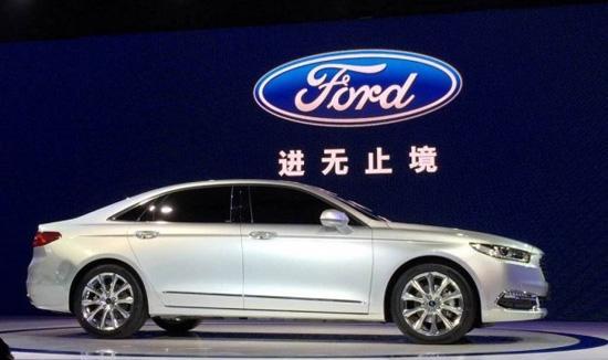 福特第一季度在华零售销量超25万辆 林肯创季度销售最高