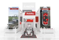 麦格纳将于2019 CES展示电动化、自动驾驶和智慧出行交融的出行生态
