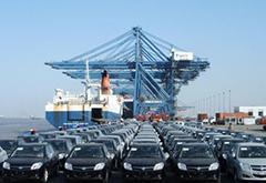 中国汽车出口量5年来首次回升