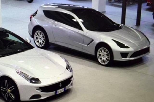 法拉利将推超豪华SUV 或两年半后量产