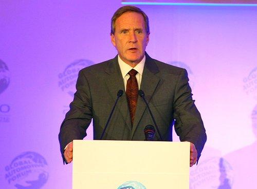 WTO耶克萨:全球汽车行业都在面临新挑战