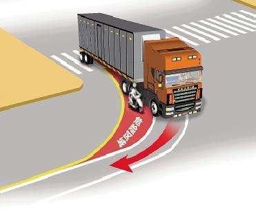 为什么大货车宁愿不踩刹车而选择撞上去