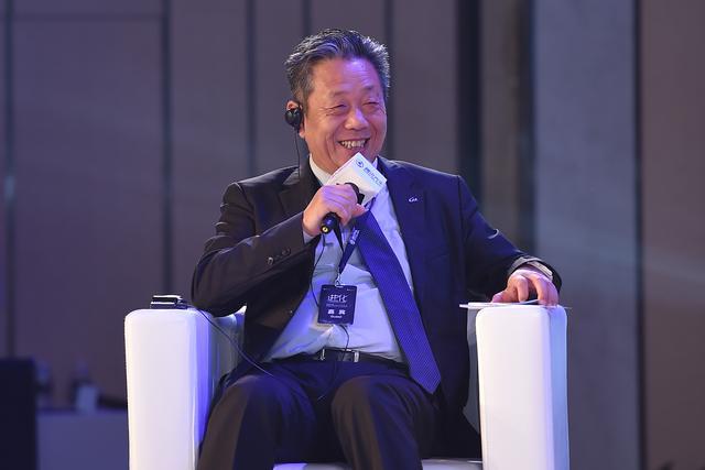 中国汽车工业协会常务副会长、世界汽车组织第一副主席