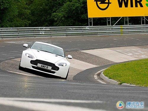 阿斯顿马丁推V8 Vantage特别版 限量420部