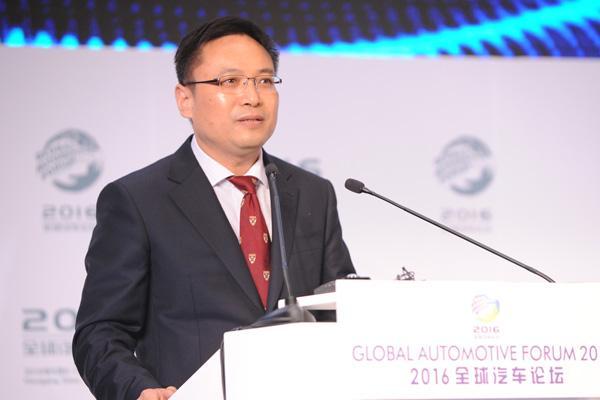 沐华平:中国汽车工业由大到强离不开技术研发