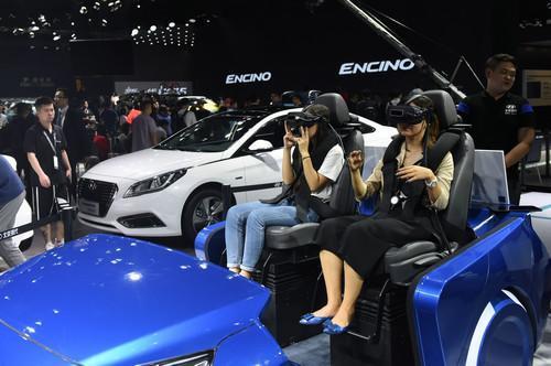 中国进入网上买车时代:车企打造虚拟展厅