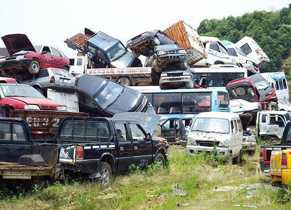 报废机动车新规将出台 报废车或比过去更值钱