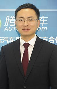 一汽大众汽车有限公司总经理办公室公关总监兼企业新闻发言人黄龙