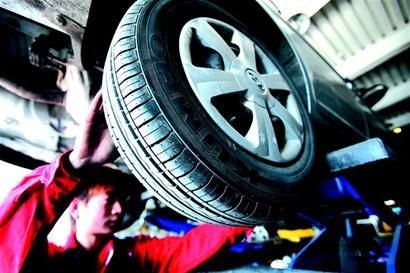 锦湖问题轮胎今起召回 部分轮胎免费