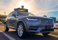 Uber无人驾驶车在亚利桑那州路测 获州长支持