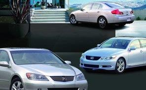 高级轿车同比增幅低于行业整体增幅
