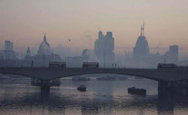 伦敦将对驶入市区的老旧污染型车型征收新税