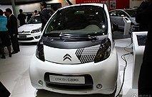 [新车解析]雪铁龙C-Zero电动车可驶100公里