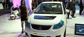 印度马鲁蒂铃木推出新款混动车和电动车