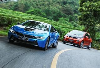 科技释放无限驾趣 腾讯御驾体验BMW i系列
